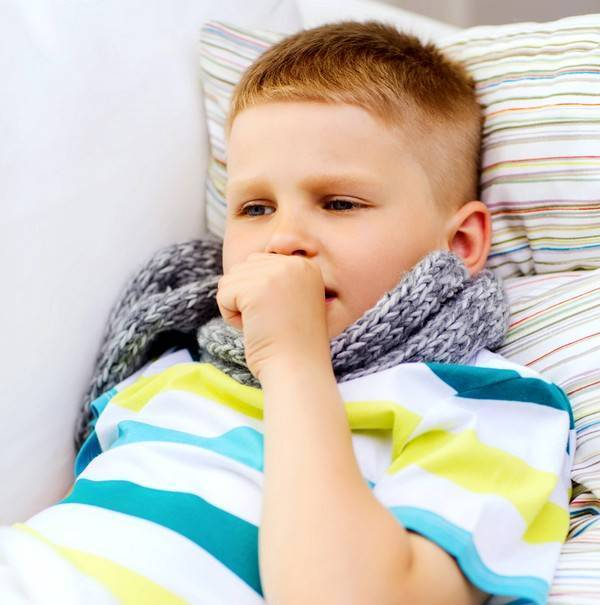 Душащий кашель по утрам у ребенка