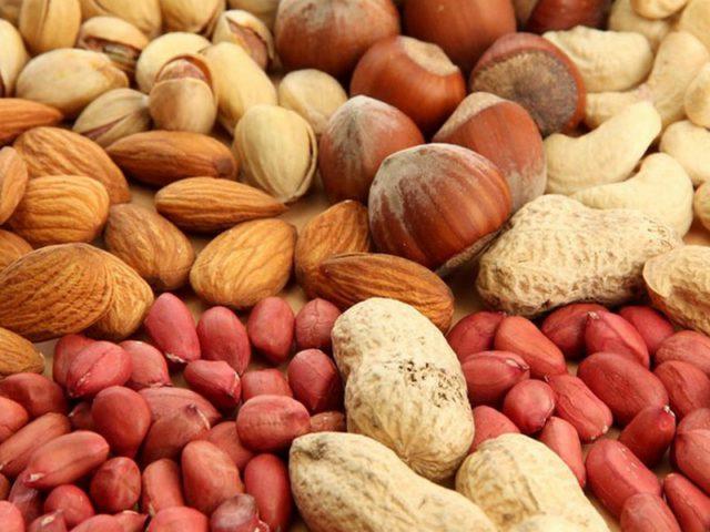 Орехи снижают вероятность ранней смерти от любых причин