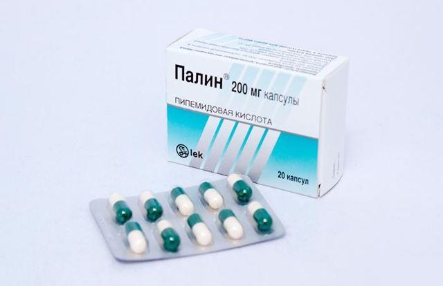 Таблетки «палин»: рекомендациипо применению, как принимать при цистите, дозировка