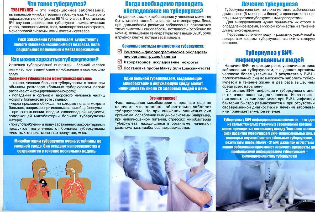 Вред манту: опасные последствия прививки