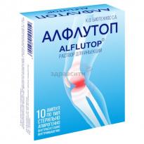 Как восстановить хрящевую ткань с помощью уколов с препаратом алфлутоп