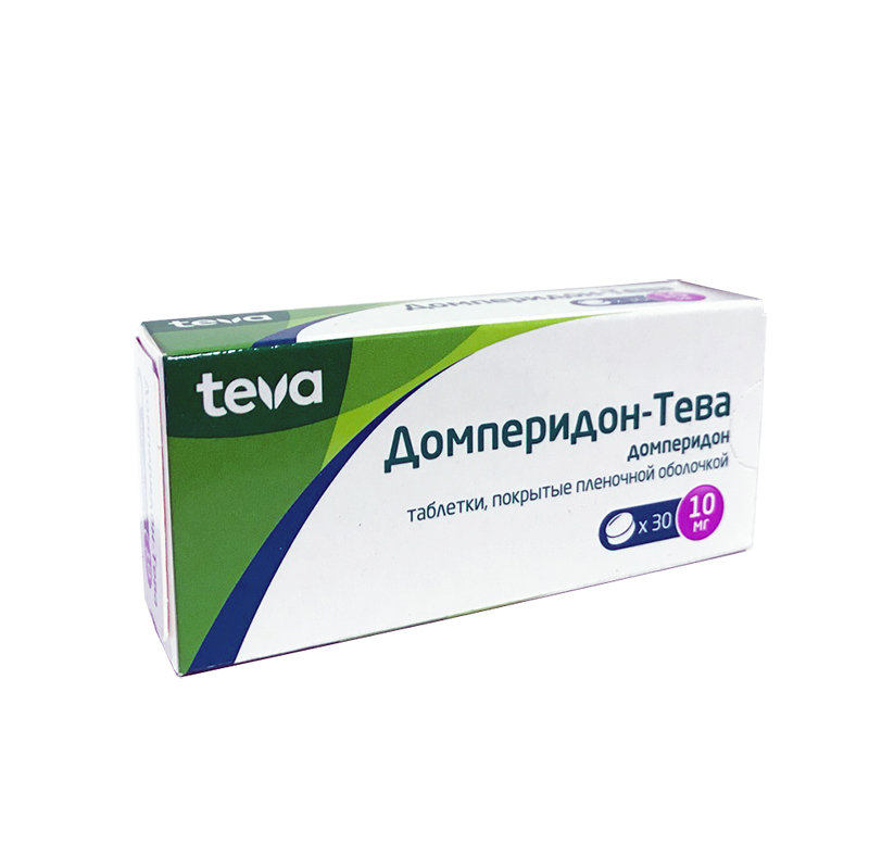 Аналог таблеток домперидон тева