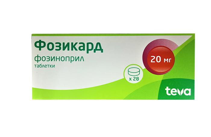 Аналоги таблеток фозикард