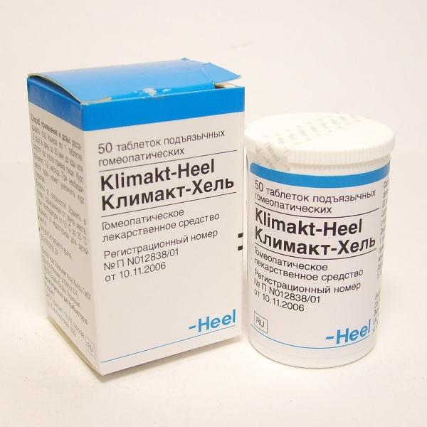 Препарат: климакт-хель в аптеках москвы
