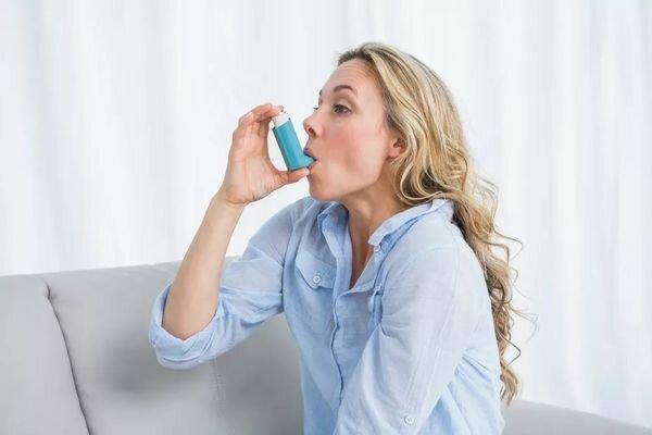 Бронхиальная астма симптомы, причины, диагностика, лечение