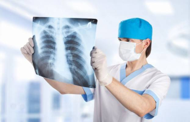Рентген при туберкулезе. симптомы, признаки, описание рентгена при пневмонии :: polismed.com