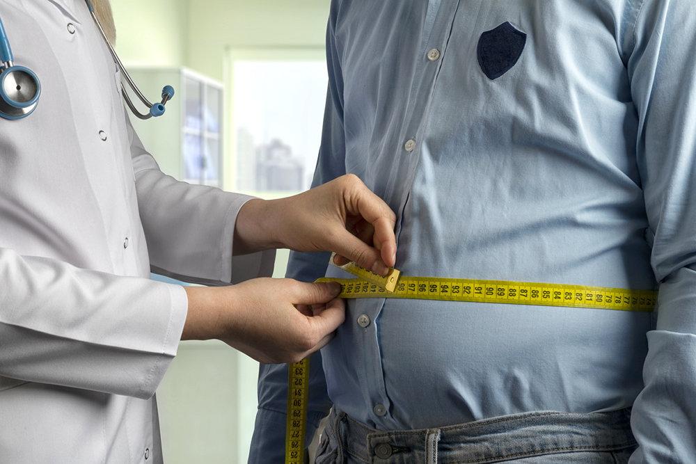 Ожирением в россии страдает уже около 30% населения, а избыточным весом — 60% - воз