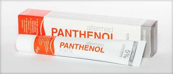 Пантенол, д пантенол мазь, крем, спрей - инструкция по применению, отзывы