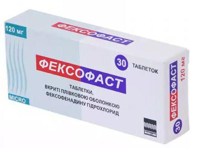"""Препарат """"фексофенадин"""": инструкция по применению, аналоги, отзывы"""