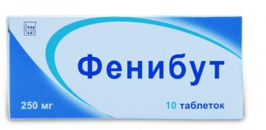 Фенибут: инструкция по применению, цена, отзывы пациентов