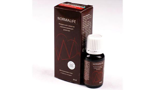 Normalife (нормолайф) от давления