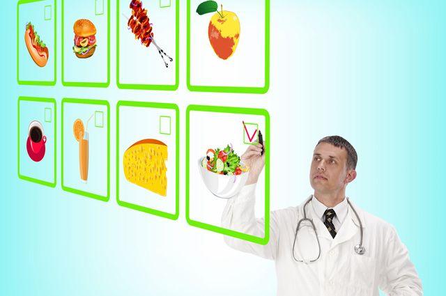 Диета для кишечника и желудка