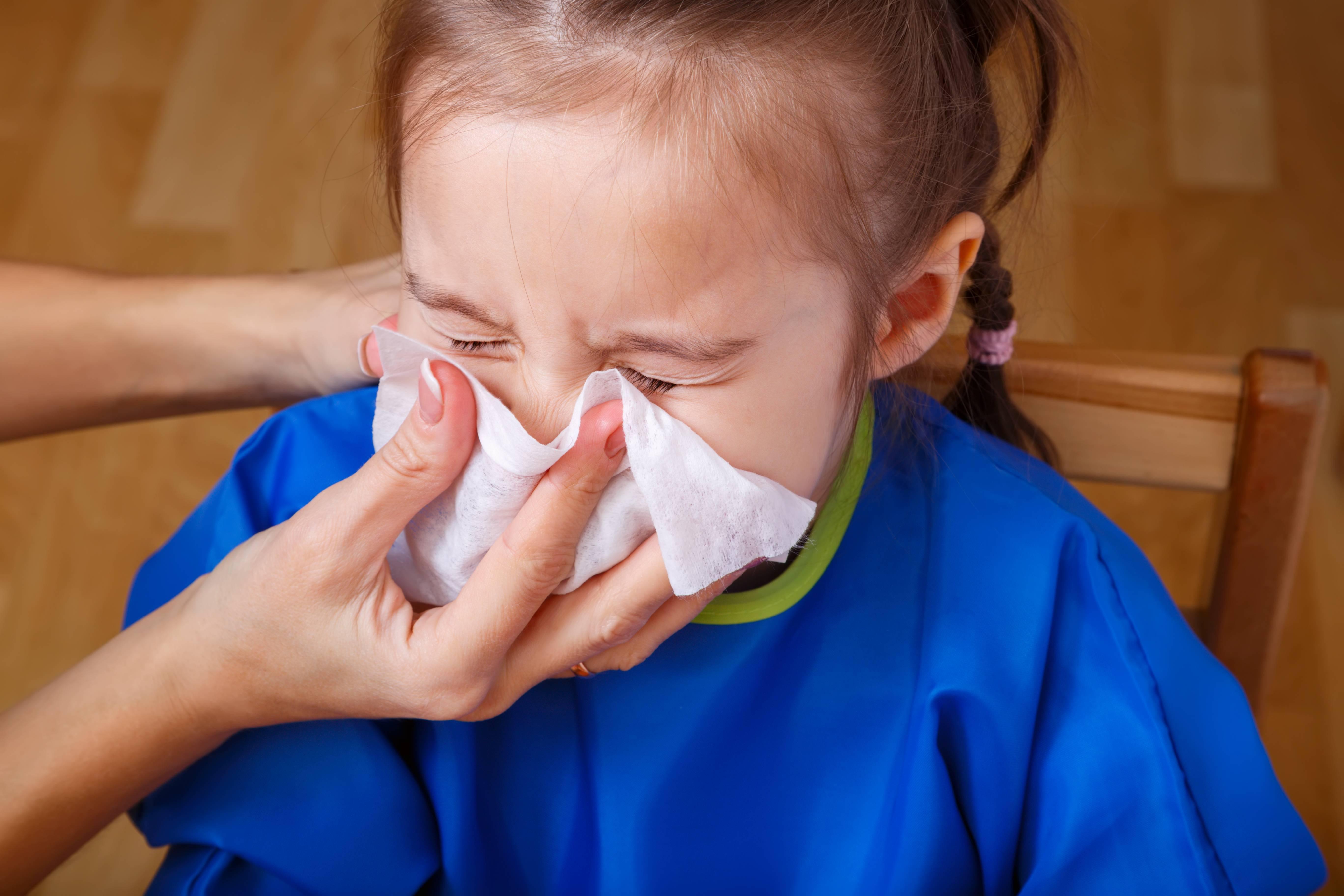 Избавление от кашля при аденоидах