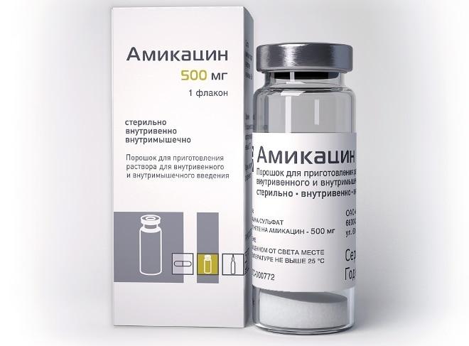 Амикацин в таблетках - показания и противопоказания, лекарственное взаимодействие, схема приема