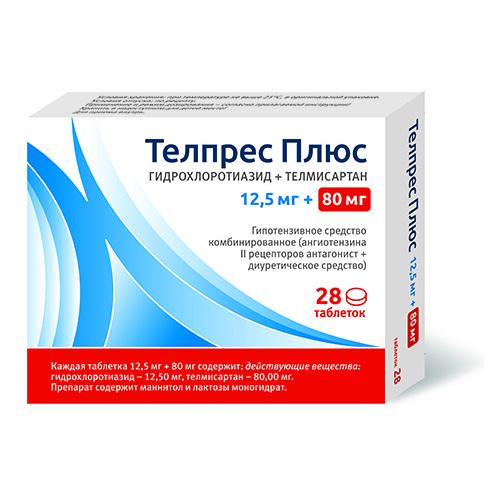 Телмисартан (микардис)