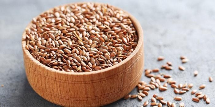 Чем полезны семена льна