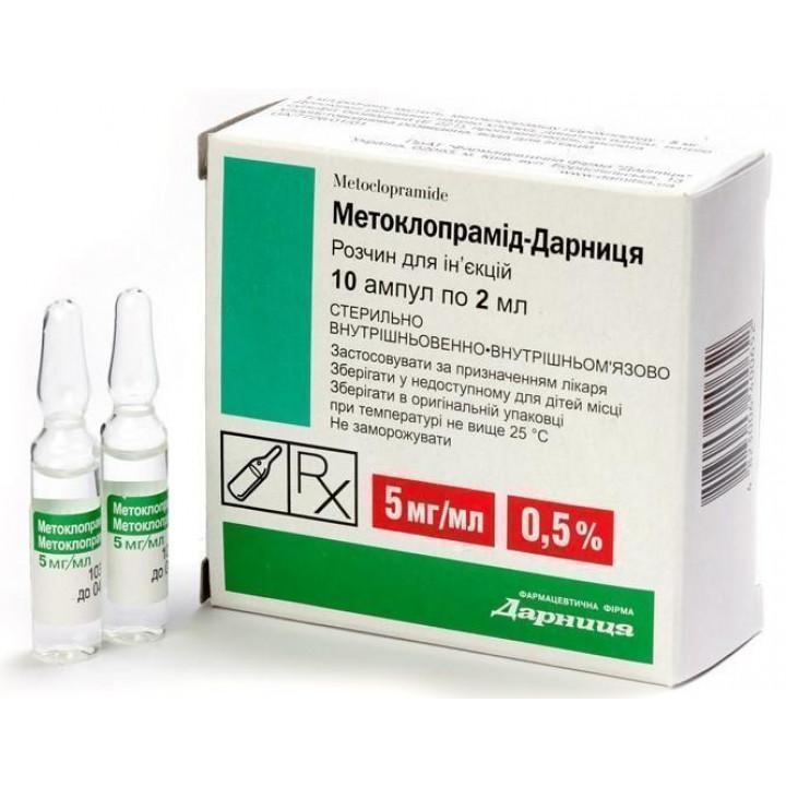 От чего помогает метоклопрамид и как принимать препарат?