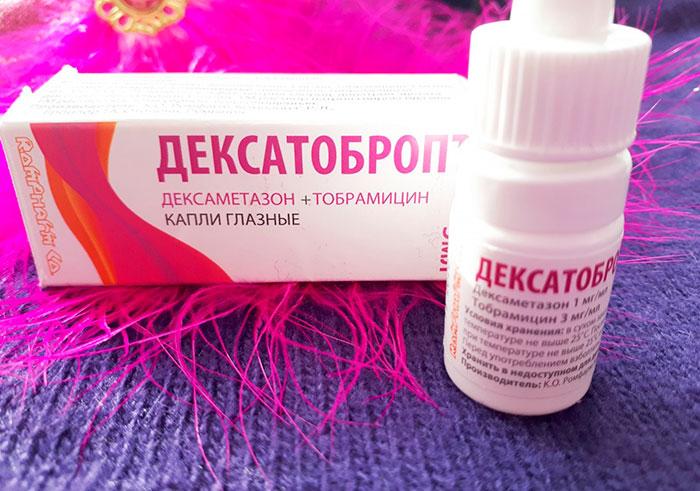 Дексатобропт, глазные капли, 5 мл*