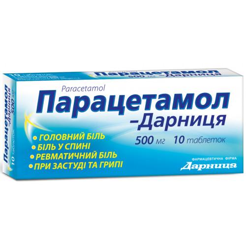Инструкция по применению парацетамола для детей и взрослых