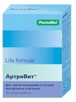 Препарат артривит для снятия воспаления в суставах