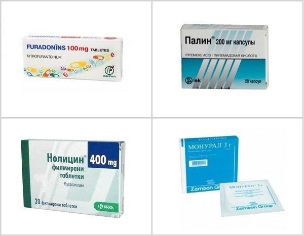 Антибиотики и схемы, применяемые для лечения цистита у женщин, мужчин, детей и беременных