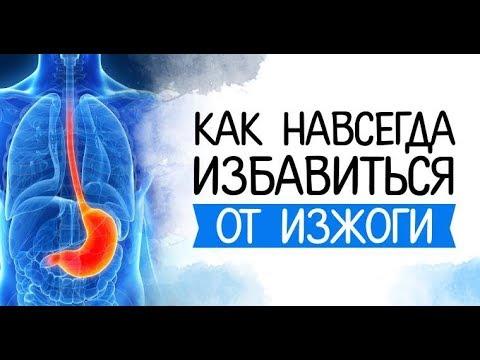 Изжога: причины, симптомы, лечение