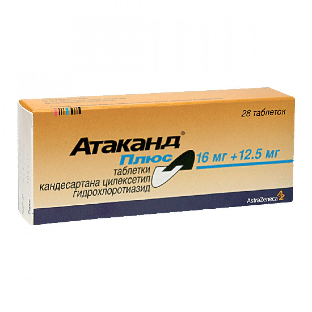 Кандесартан-бене (16 мг): инструкция по применению, показания.