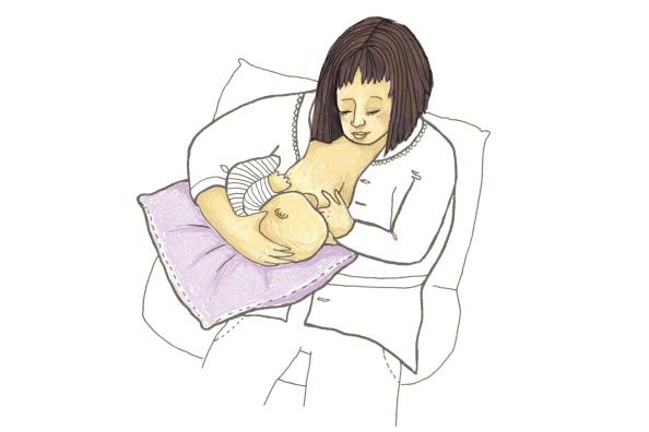 Кормящей маме на заметку: что делать при лактостазе