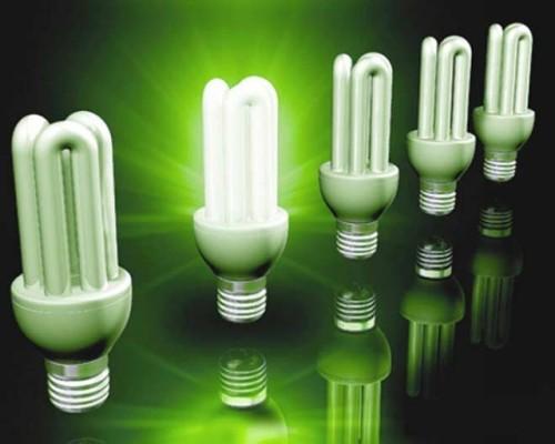 Как себя вести, если разбилась энергосберегающая лампочка