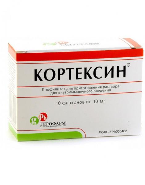 Уколы кортексин: инструкция, цена, аналоги и отзывы