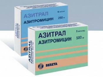 Азитромицин: инструкция, цена и аналоги