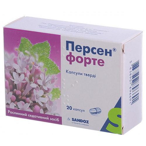 Отзывы о препарате персен ночь