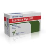 Механизм действия и инструкция по применению акарбозы глюкобай