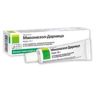 Изоконазол крем