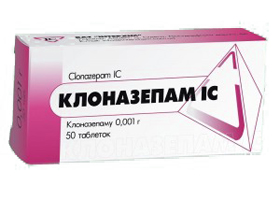 Инструкция по применению клоназепама и отзывы о препарате