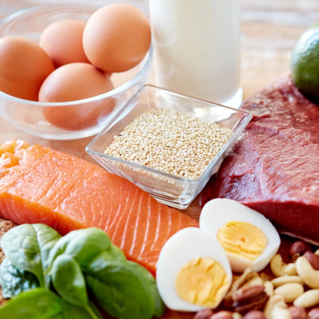 Низкокалорийная белковая диета