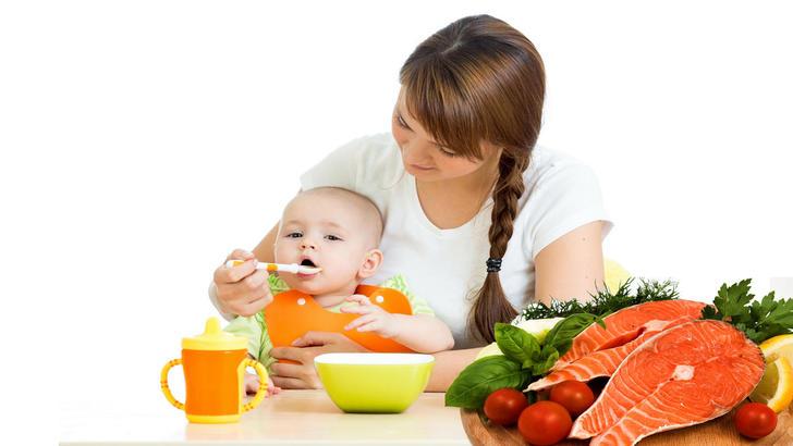 Твердая пища для детей
