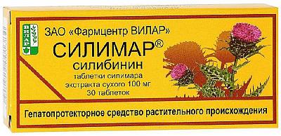 Аналог таблеток силимар