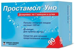 Простамол уно: инструкция по применению, аналоги и отзывы, цены в аптеках россии