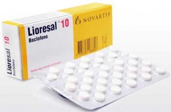 Баклофен - препарат для устранения мышечных спазмов и перенапряжения