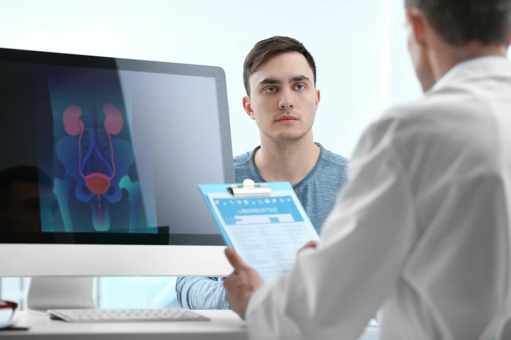 Уретрит у мужчин - симптомы, лечение, препараты, причины