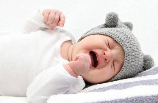 Пневмония у новорожденных после кесарева сечения