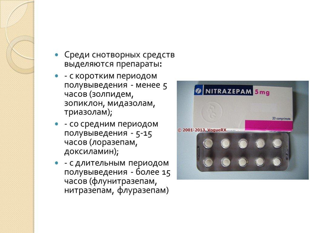 Зопиклон: состав, показания, дозировка, побочные эффекты
