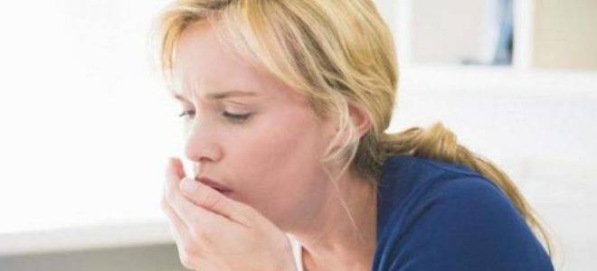 Длительный сухой кашель у взрослого что это