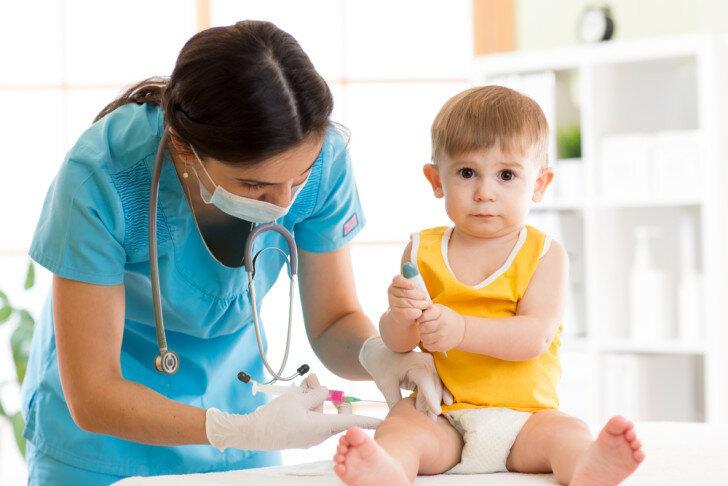 Какая может быть реакция на прививку бцж у ребенка
