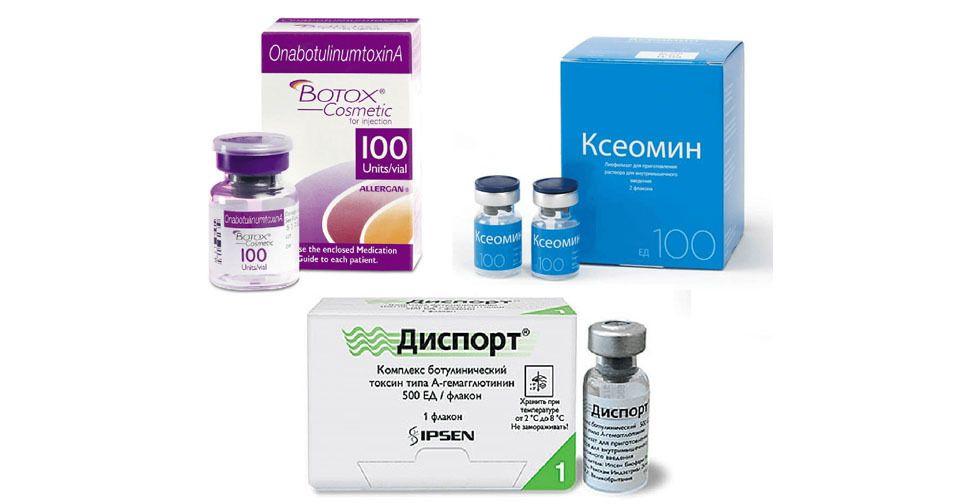 Какой препарат лучше - ксеомин, диспорт или ботокс