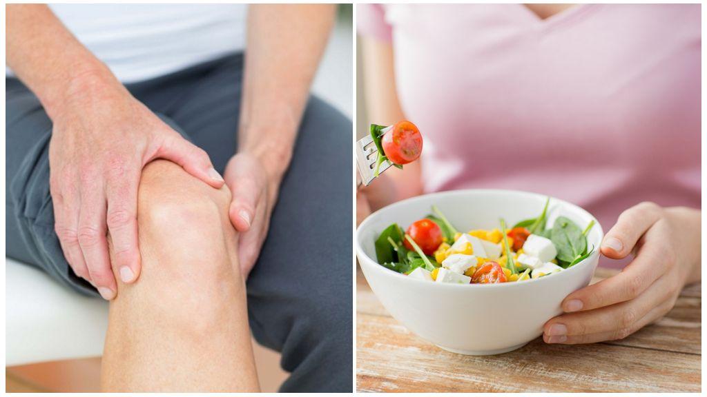 Диета для пациентов с остеоартрозом коленного сустава