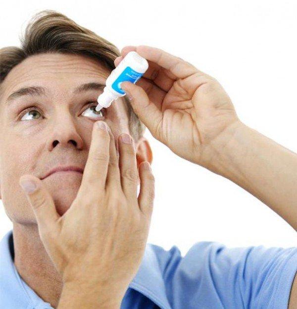 Глазные капли для лечения и профилактики катаракты