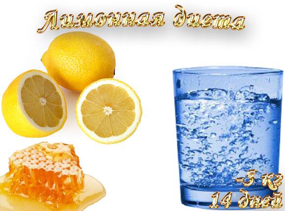 Лимонная Диета На 7 Дней. Лимонная диета для похудения: рецепты и отзывы