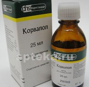 Препарат: корвалол в аптеках москвы